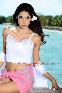 Adelia Rasya for Popular World Magazine, May 2013 (Part 5)