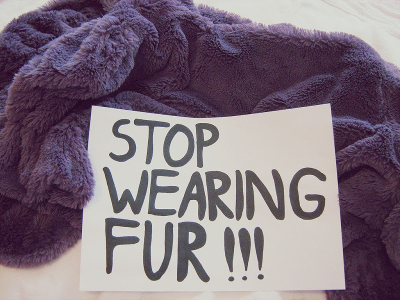 stop wearing animal fur Jennifer lopez, all i ask you to do is to please stop wearing fur or making fur-based clothes it's not beautiful to wear dead animal skins as fashion and it would be great if the rest of the fashion industry would know as well.