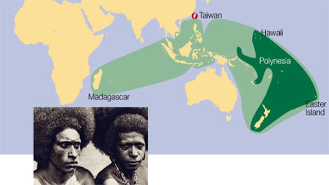 Asal Usul Bahasa Austronesia