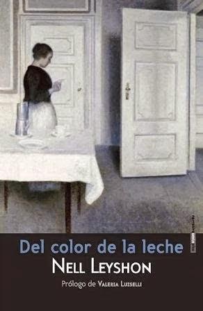 Del color de la leche