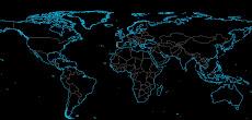 Mapa Mundo Digital