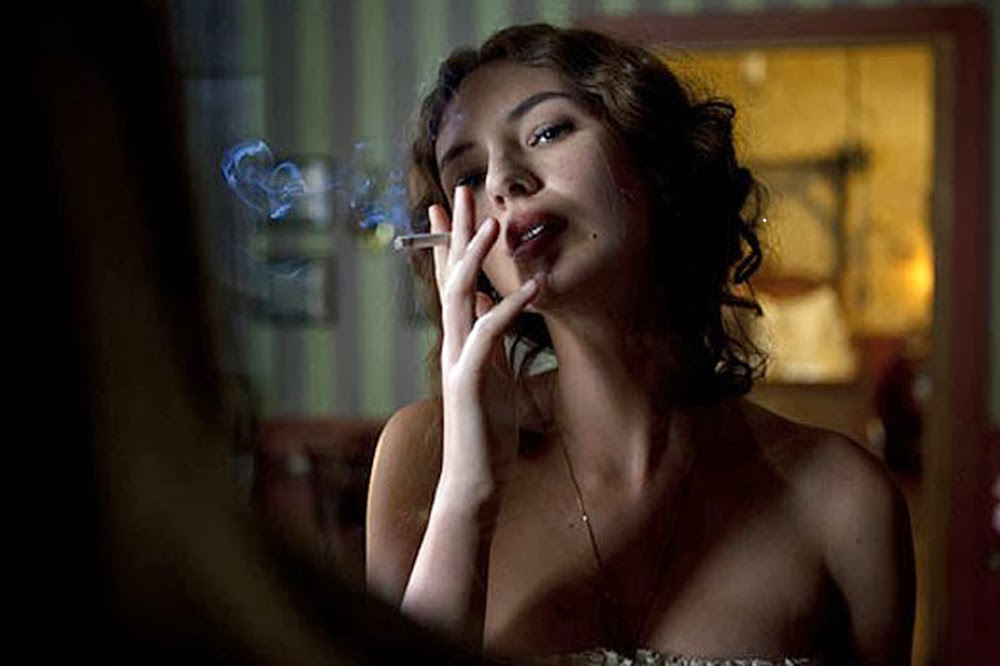 Louise Bourgoin in The Extraordinary Adventures of Adèle Blanc-Sec