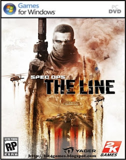 Spec Ops The Line - PC Games