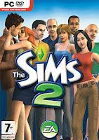 The Sims 2: okładka najpopularniejszej gry komputerowej w historii