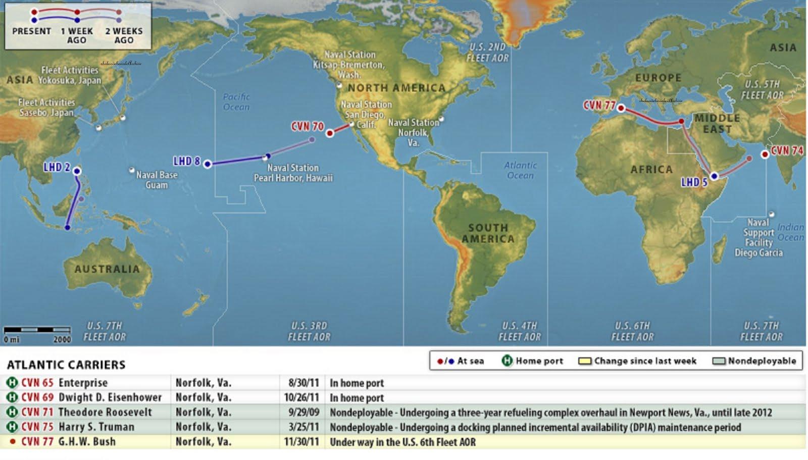 SHOLA ADEBOWALE.com: US AIRCRAFT CARRIER (USS ENTERPRISE ...