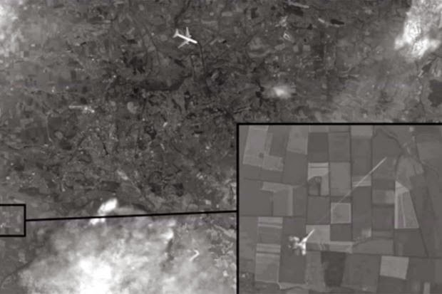 Pesawat Pejuang Didakwa Tembak MH17 Didedahkan, info, terkini, berita, spekulasi MH17, Pesawat Penerbangan Mh17