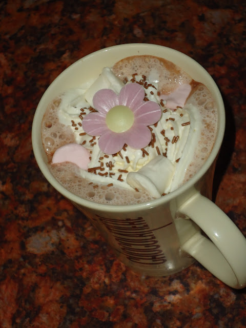The Best Hot Chocolate In The World
