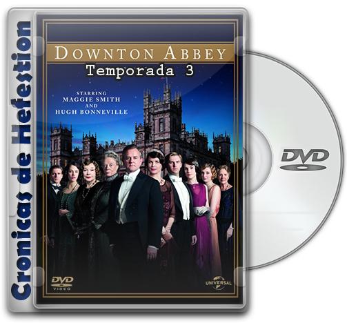 Downton Abbey Temp 3