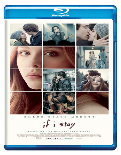 If I Stay / Si Decido Quedarme (2014) [1080. Dual]