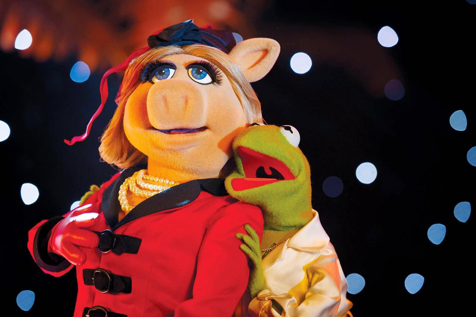 muppet necking