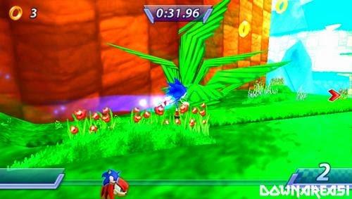 Sonic Rivals Psp Iso File