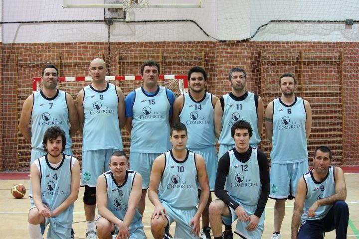 EQUIPO SENIOR HERVAS CB TEMPORADA 2011/2012