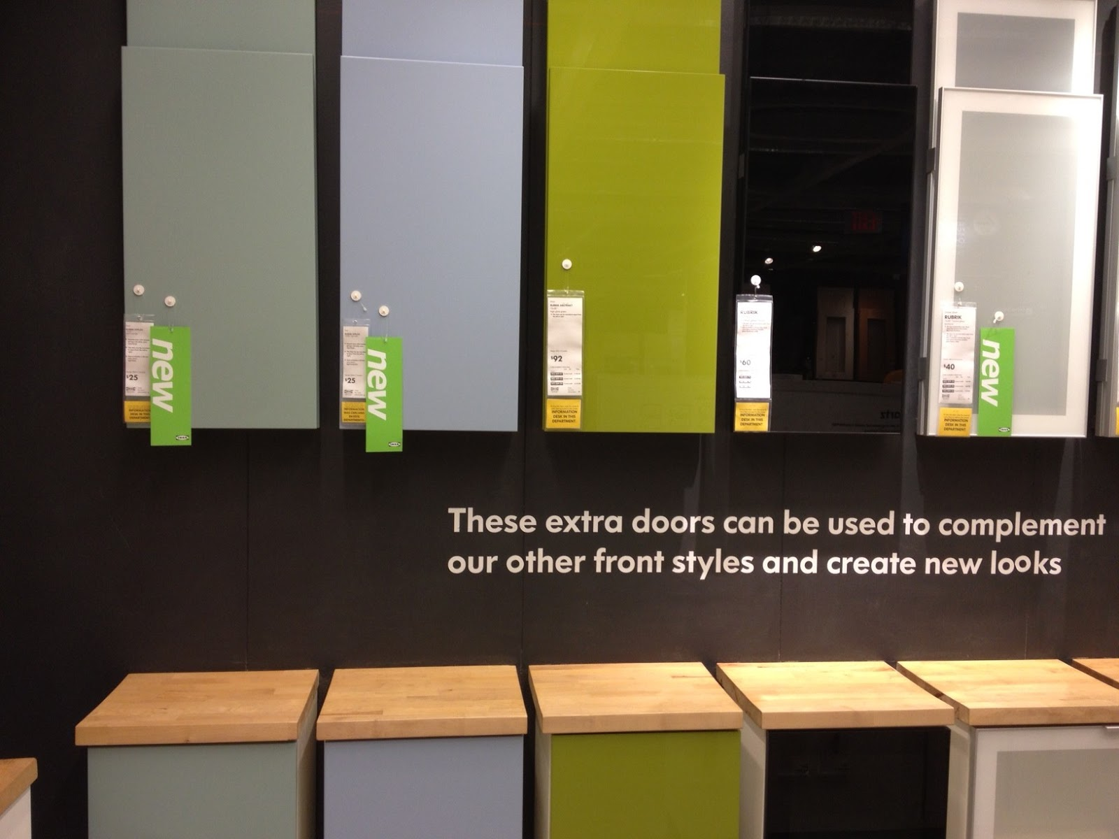 IKEA Kitchen CabiDoors
