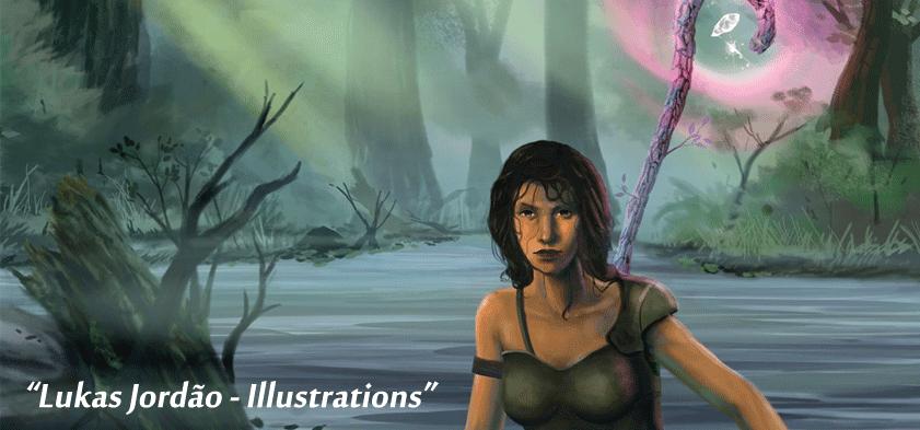 Lukas Jordão - Illustrations