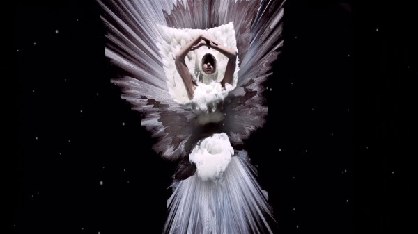 Alexander McQueen Fashion Film by Nick Knight