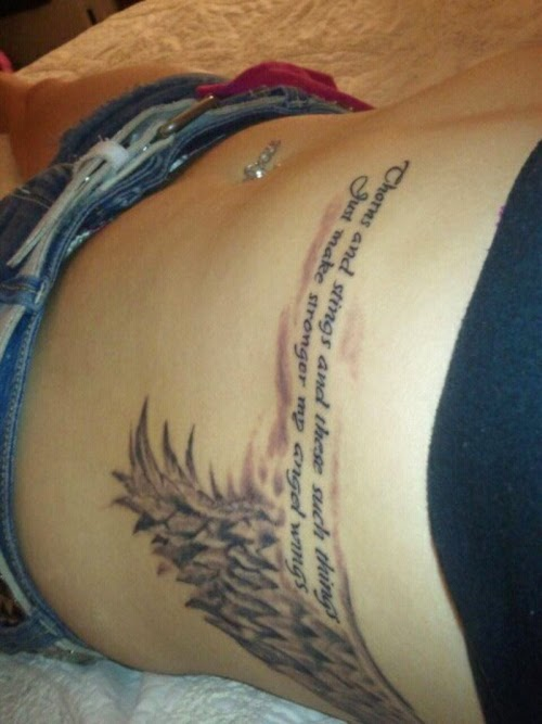 Tattoos For Girls Quotes