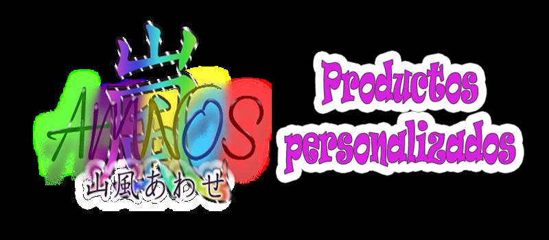 Amnos- Productos personalizados -
