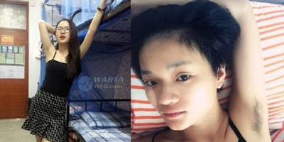Kontes Foto Selfie Pamer Ketiak Berbulu