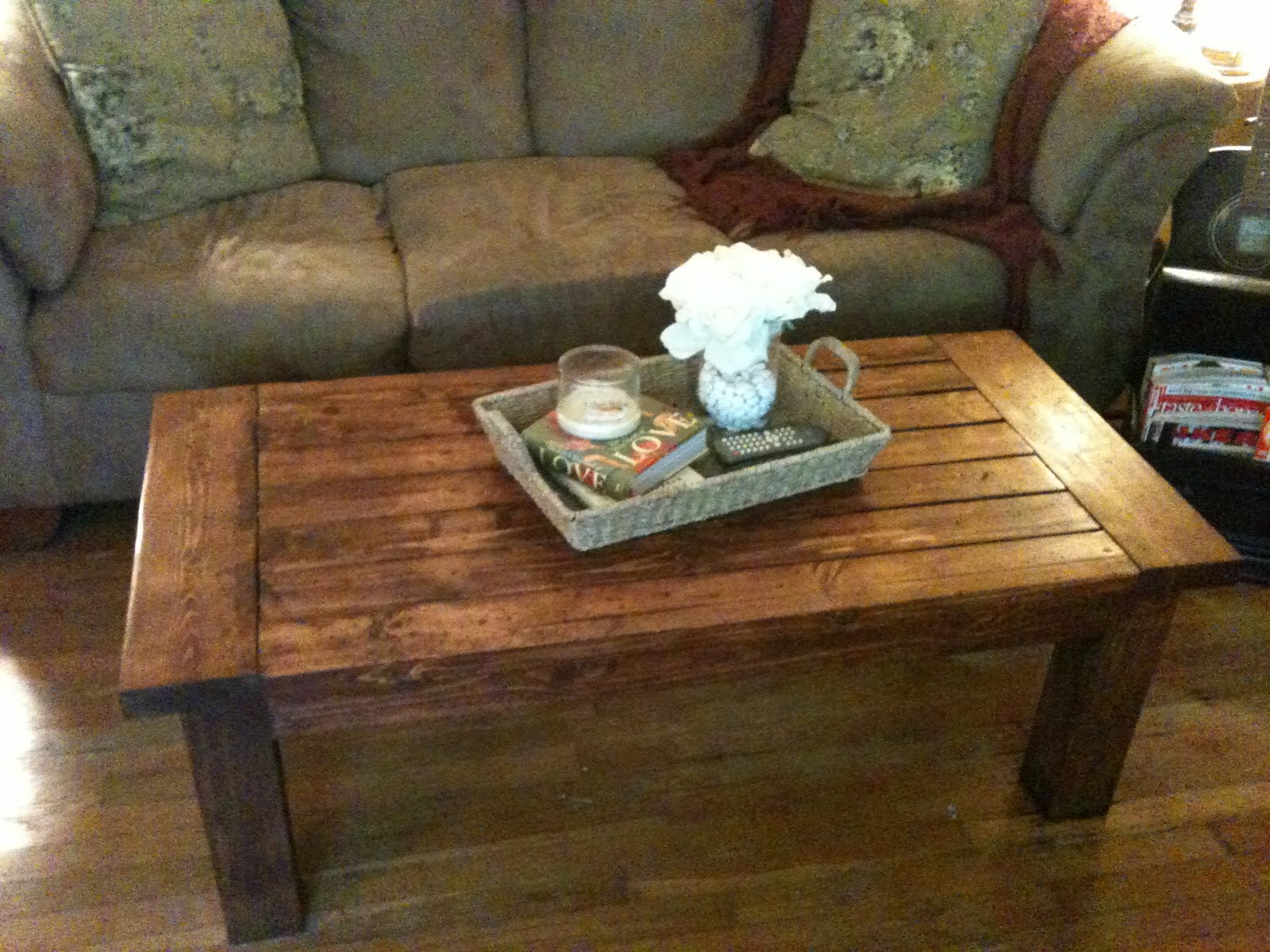 woodwork make a coffee table pdf plans