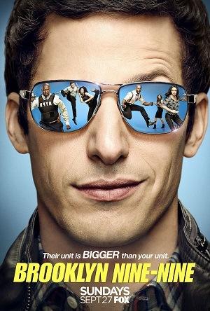 Brooklyn Nine-Nine - 3ª Temporada Torrent Dublada 720p BDRip HD HDTV