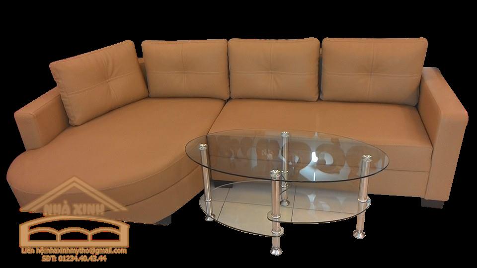 Sofa g c nh xinh m tho sfnx 028 for Sofa bed nha xinh