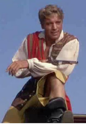 (Burt Lancaster doing an impersonation of) Naylor!
