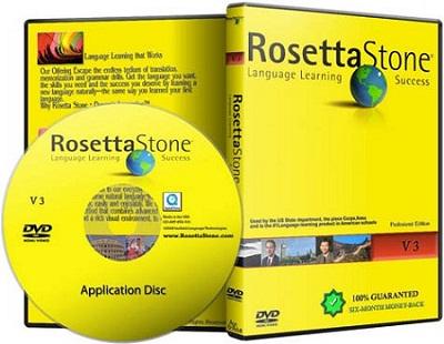 1 - Rosetta Stone + crack (Ingl�s Franc�s Alem�n Italiano Ruso �rabe Chino Japon�s ...)