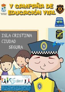 V CAMPAÑA EDUCACIÓN VIAL