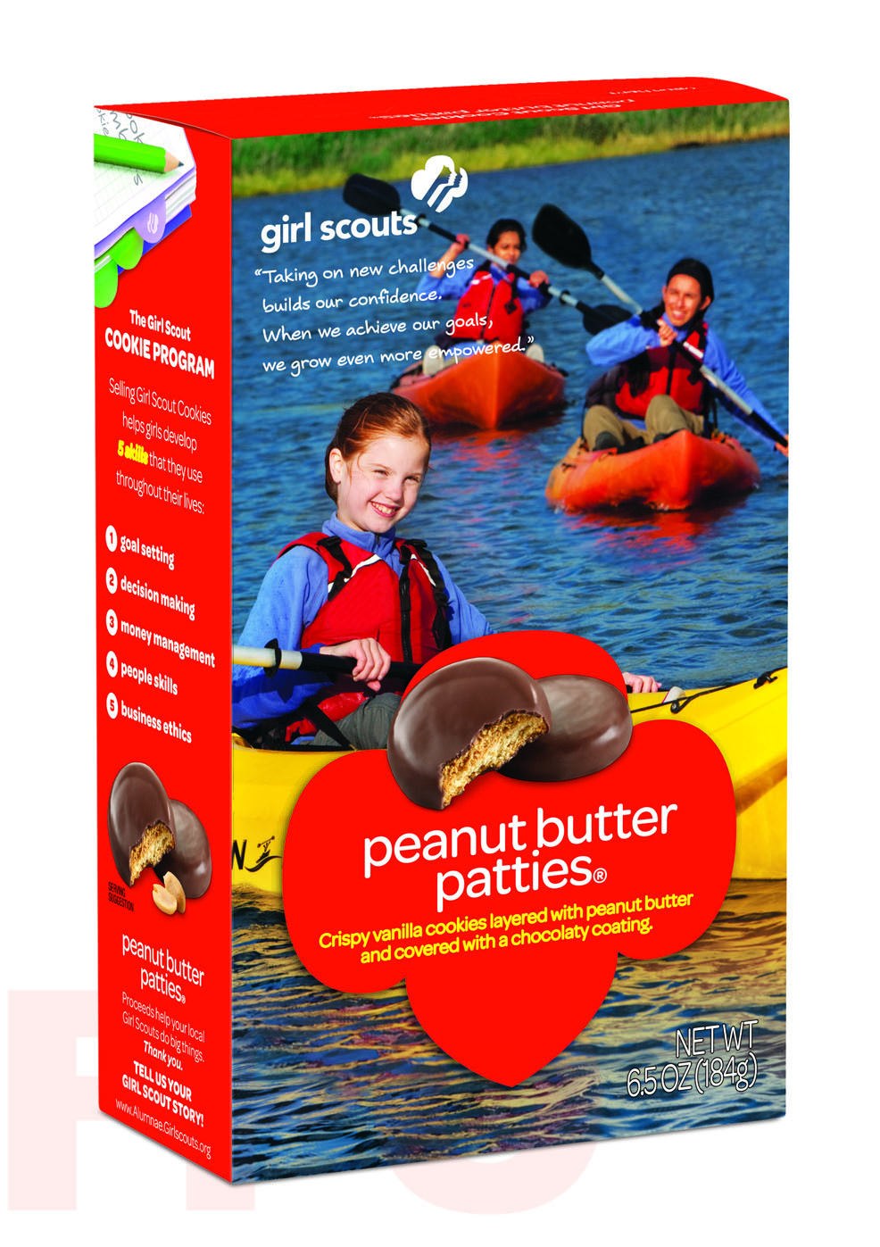 # Peanut Butter Girl Scout Cookies - Best Cut Out Sugar