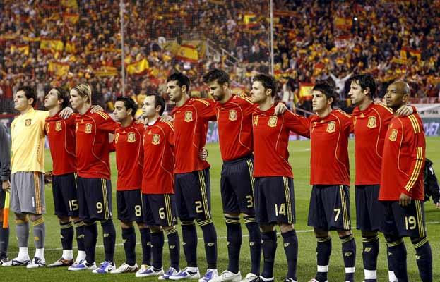 entrada de futbol seleccion espanola: