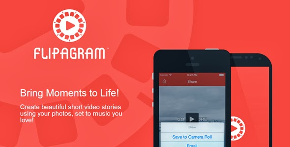 Application Flipagram