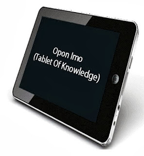 [OPINION] Adeyemi O.J: Opon Imo (Tablet of Knowledge), Abi Opon Scam?