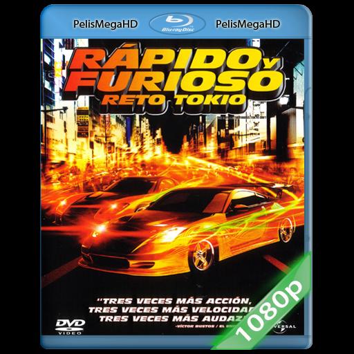 Rapido y Furioso 3 (2006) 1080P HD MKV ESPAÑOL LATINO