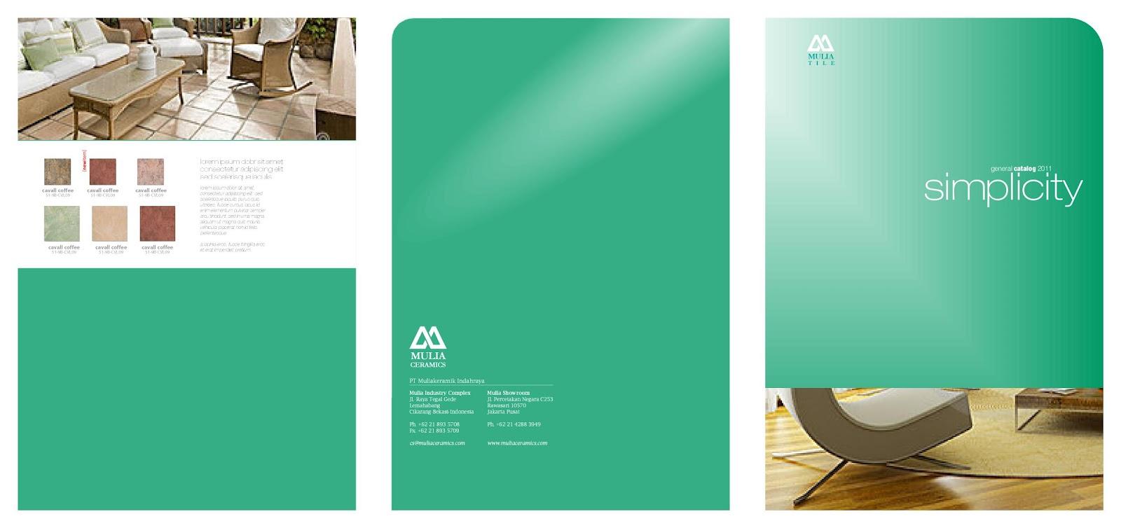 Winasis Artfolio: Katalog dari PT Mulia Ceramics (Tile)
