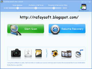 Free Download Card Recovery Pro 2.1.5.0 with Keygen Full Version