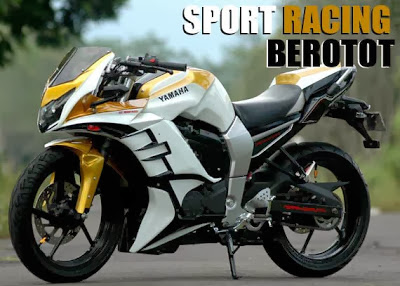 Gambar Modifikasi Yamaha Force One