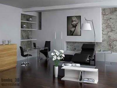 Interior Minimalis Modern Terbaru