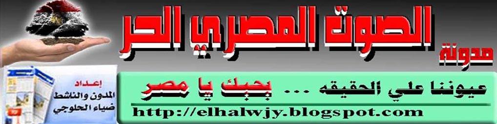 الصوت المصري الحر
