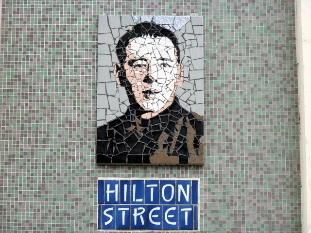 Arte Urbano en Manchester