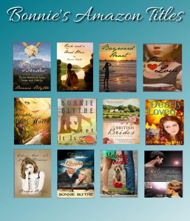 Bonnie's Bookshelf