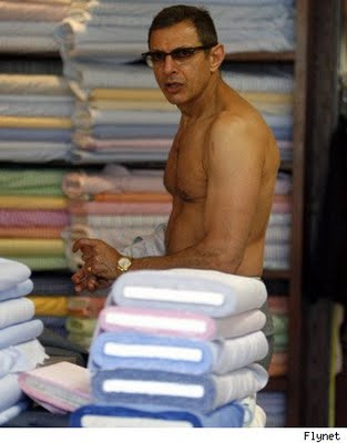 jeff goldblum: the godfather of seduction