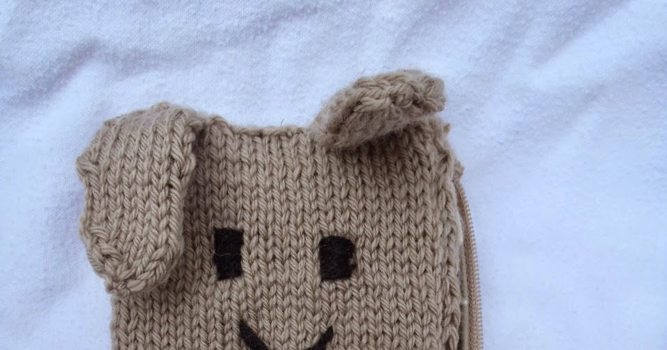 Abbreviation Kfb In Knitting : Stana s critters etc knitting pattern for bunny pencil box