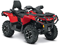 2013 Can-Am Outlander MAX XT 800R ATV pictures 3