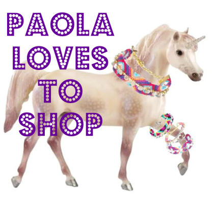 Paola Loves To Shop