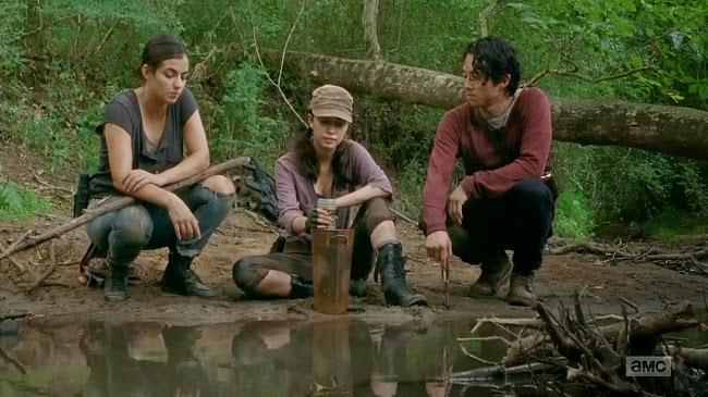 The Walking Dead - Capitulo 07 - Temporada 5 - Español Latino - 5x07