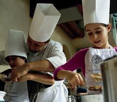 family holiday cooking course young chef academy