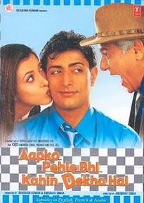 Aapko Pehle Bhi Kahin Dekha Hai (2003 - movie_langauge) - Pummy Brar, Priyanshu Chatterjee, Crystal, Harry, Farida Jalal, Pawan Mahendru, Monami, Navneet Nishan, Manoj Pahwa, Om Puri, Arundhati Roy, Sajeel, Veerendra Saxena, Sakshi Shivanand, Anita Wahi