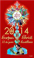 Cantillana - Fiesta del Corpus 2014