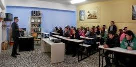 Ομιλία επαγγελματιών στα πλαίσια του μαθήματος του Επαγγελματικού Προσανατολισμού