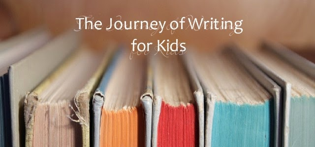 The Journey of Writing for Kids